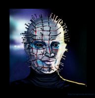 Pinhead(Hellraiser) by WinglessRin