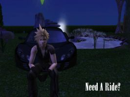 Need A Ride? by MercedesCorvette