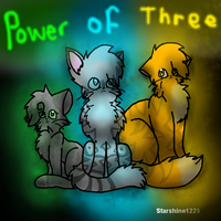 Power of Three by Starshine1225