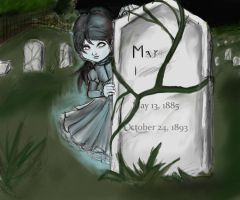 Haunting of a Child by Melodie-Renee