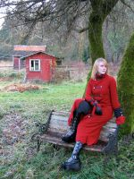 Red Coat by nolwen