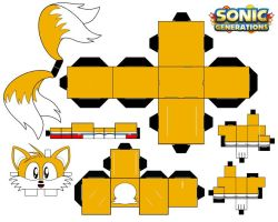 Classic Tails by mikeyplater