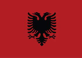 Flag of Albania by MondiG