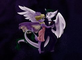 Star Dancing by gabfury