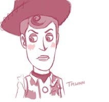 Woody 4 by themonsterwithnoname