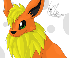 Dusty MS Paint by GoldFlareon