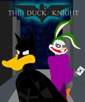 The Duck Knight by Dragon-Wing-Z