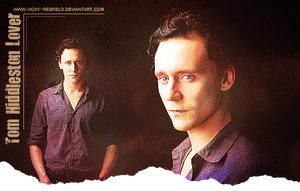 Tom Hiddleston Lover by VickyxRedfield