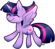 Twilight Sparkle by SoulKillur