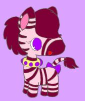 OC Jewelpet Zircy (Request) by Alice-of-Africa