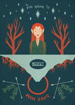 Tauriel by Irrel