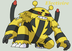 Electivire by Roky320