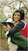 [Tiger Bunny Cosplay] Family. Part II by layann