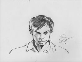 Dexter Morgan by CodyBad