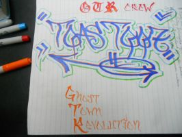 Handstyle Toast by Toast007