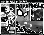 The Isle of Terror pt.7 by thecheckeredman