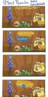 Skyward Sword: Silent Realm Part 2 by batwa