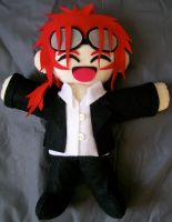 Reno Plush by lilnaruto