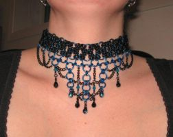 Decadance Choker by LadyRonin