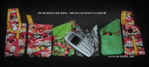 All the Cell Phone Cases by airlobster