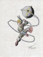 Link - Ball and Chain by Twinkie5000