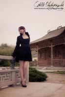 Asia Girl by Estelle-Photographie