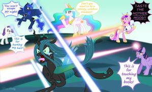RUN, CHRYSSY, RUN!! by Rose-Beuty