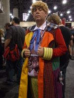The 6th Doctor Who (Cosplay) by Gear-of-Ren