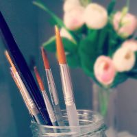 Brushes by MariaJdrawings
