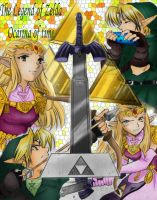 Legend of Zelda Wallpaper 2 by KaniMoon