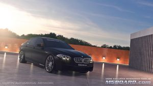 BMW_M5_F10_Design B_II by DuronDesign