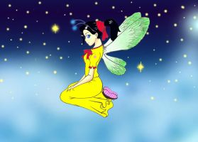 fairy by aneram