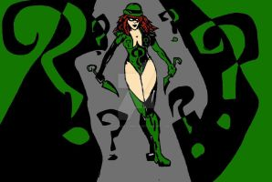 Lady Riddler by PsychosisEvermore