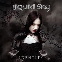 Liquid Sky - Identity CD cover by AlexandraVBach