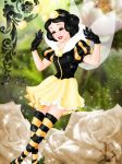 Snow White Bee Blancanieves by rebenke