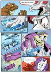 Fury of the Purple Dragon - Part 4 by smilingDOGZ
