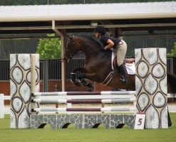 Turning while Jumping by zippostock