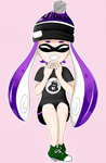 Ryee's Squiddy by HuntingForFrogs