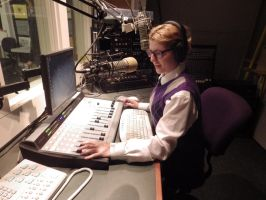 Cecil's First Day (11/29/13) by Tespeon