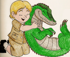 Tribute to Steve Irwin by Steve-Irwin-Tribute
