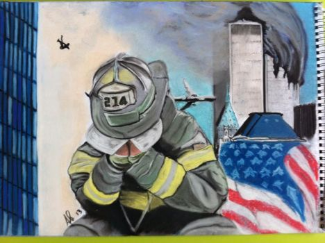 9/11 by alessandro71