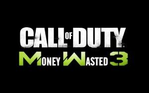 Call of Duty Money Wasted 3 by Mexetudo13