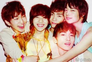 SHINee Family by ymginete