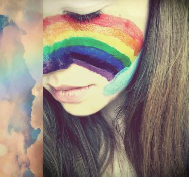 rainbow. by VideoCoco