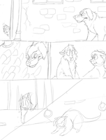 Russian cats page 1? by Please-be-careful