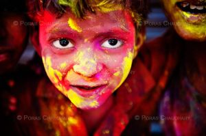 Color Me Red by poraschaudhary