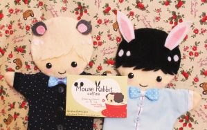Mouse Rabbit Cafe! Coming soon~ by Lanaleiss
