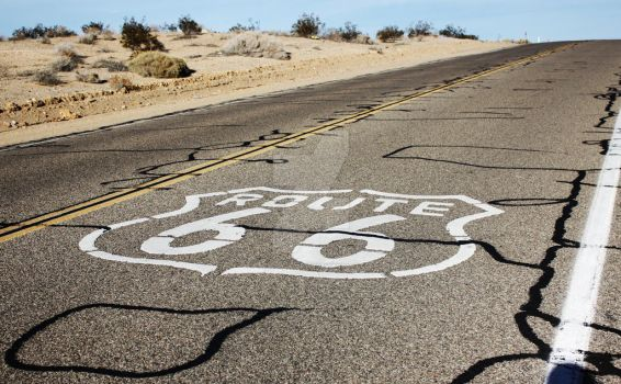 Route 66 by photobydesign16