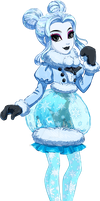 EAH Blake Frost Daughter of Jack Frost by Sakuyamon