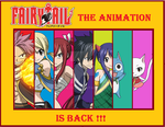 FT ANIME IS BACK by Elilou
